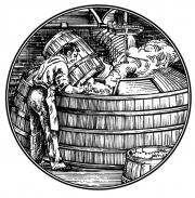Mash tun- Foxtown Brewery