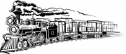 train-box art