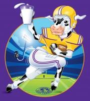 Dairy Farmers Football T-shirt