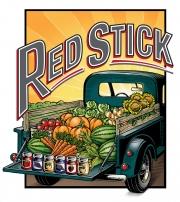 Red Stick log