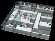 Biotech floor